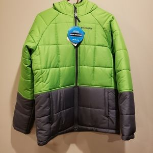 Columbia youth XL coat
